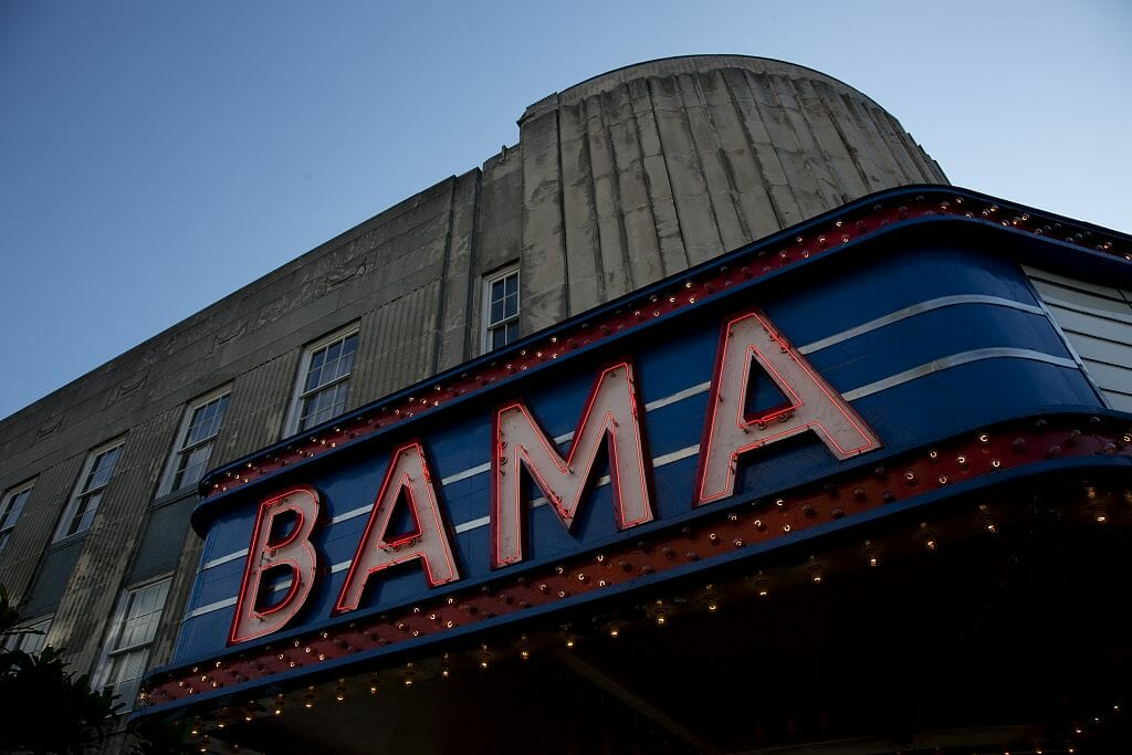Bama Theatre things to do in Tuscaloosa