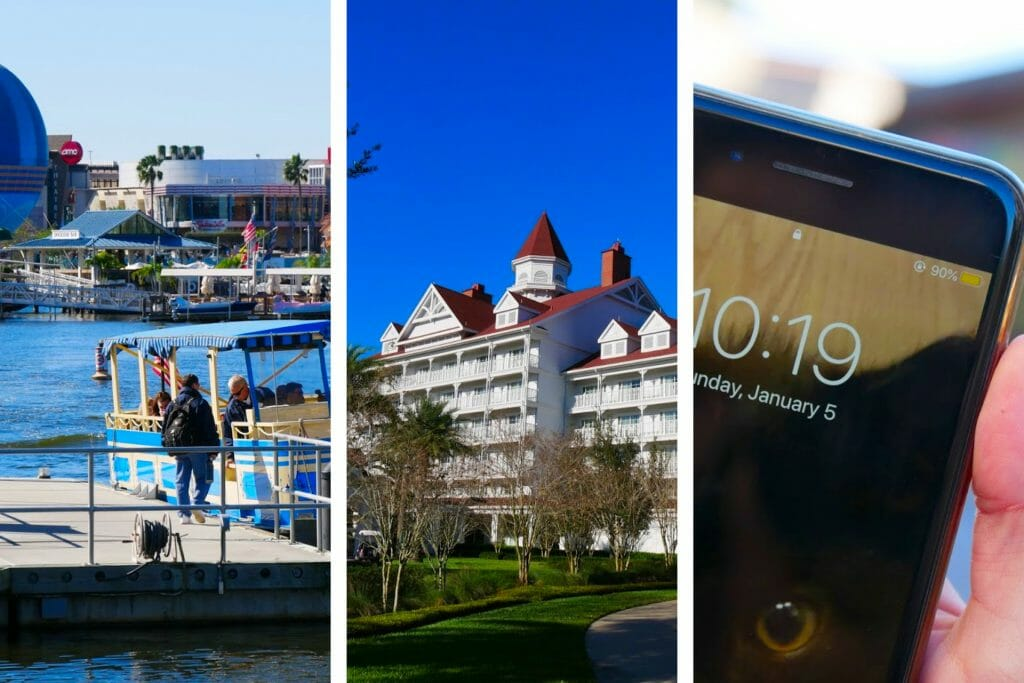 The Ultimate Disney World Resort Hopping Challenge