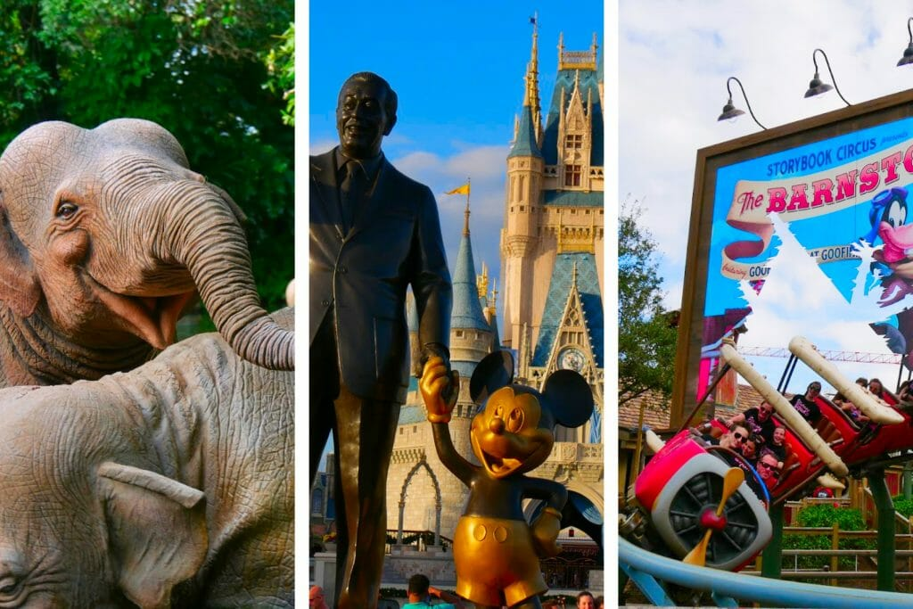 Best Rides for Infants and Babies at Magic Kingdom