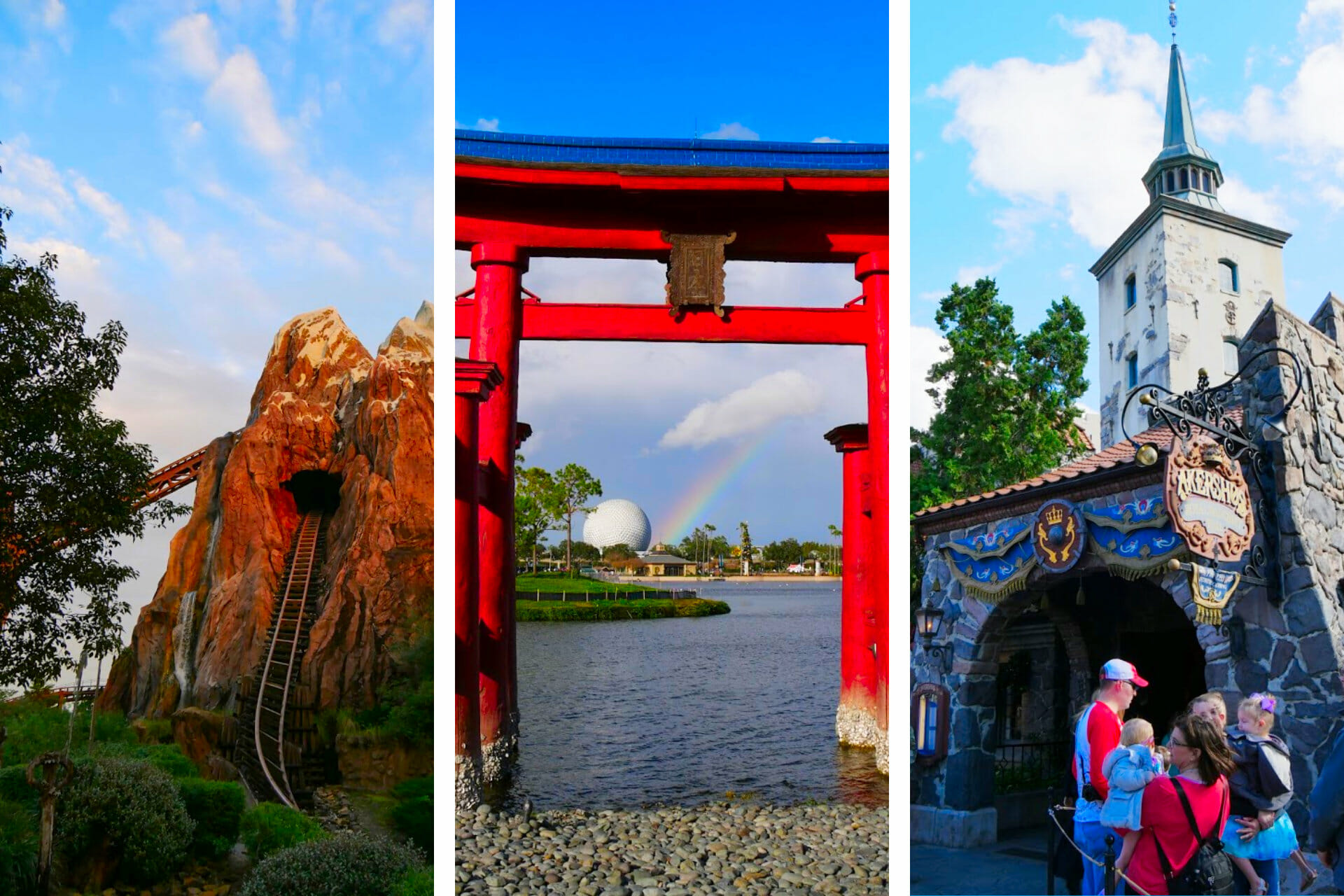 Best Rides to Fastpass at Epcot