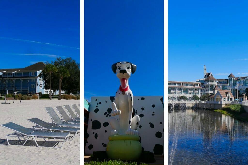 best Disney resorts for a honeymoon