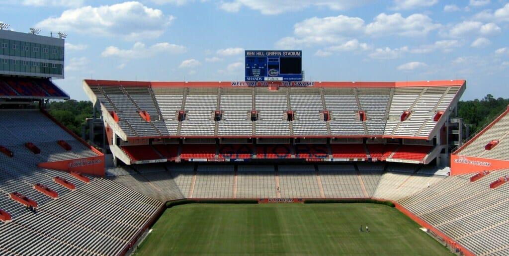 University of Florida stadium