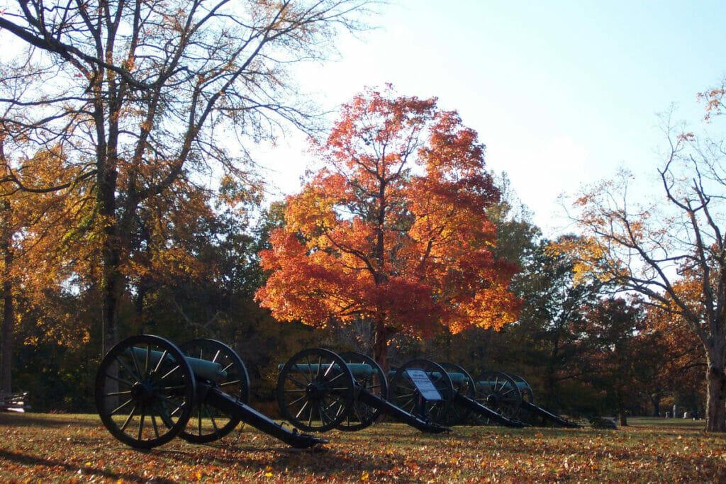 shiloh military national park