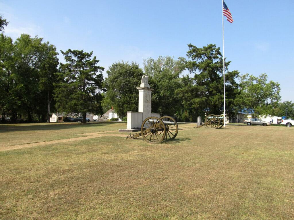 Tupelo Battlefield MS