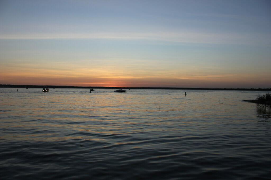 Lake Whitney Texas