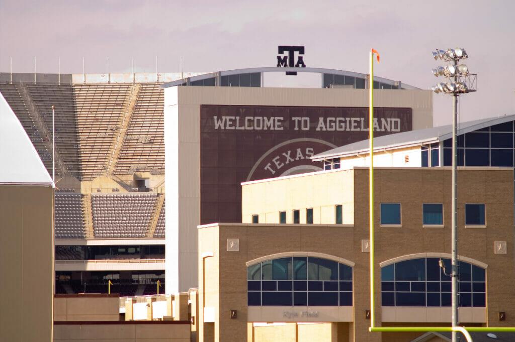 Aggieland - Kyle Stadium
