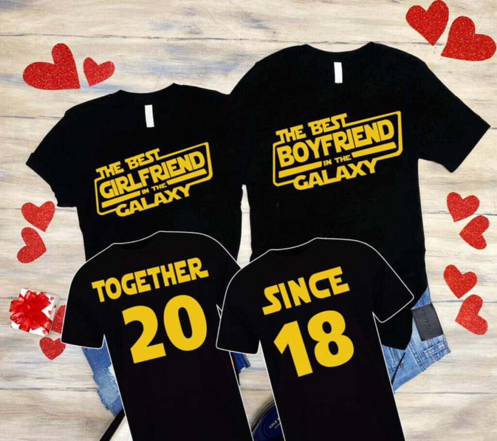 disney couples shirt