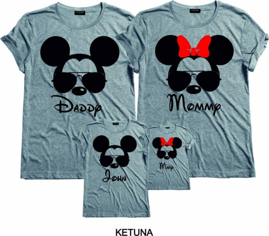 Disney family shirt