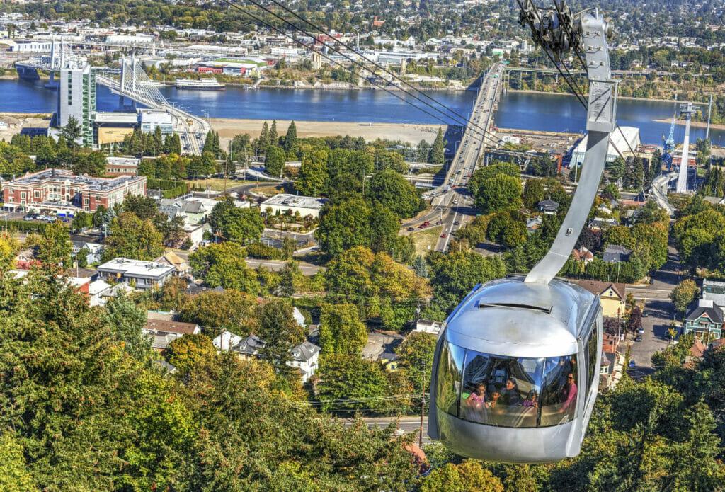 Aerial Tram