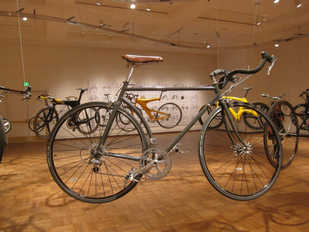 Portland Art Museum Bicycle